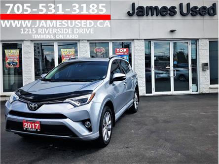 2017 Toyota RAV4 Limited (Stk: N19375A) in Timmins - Image 1 of 14