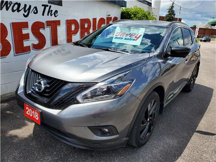 2018 Nissan Murano Midnight Edition (Stk: 20-275) in Oshawa - Image 1 of 17