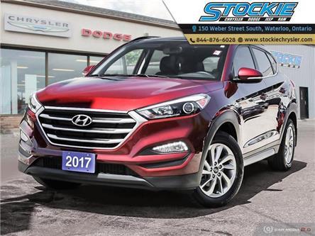 2017 Hyundai Tucson SE (Stk: 34154) in Waterloo - Image 1 of 27