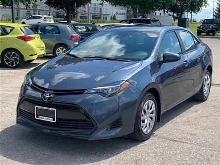 2019 Toyota Corolla LE (Stk: U01737) in Guelph - Image 1 of 15