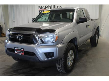 2014 Toyota Tacoma Base V6 (Stk: F10157A) in Winnipeg - Image 1 of 23