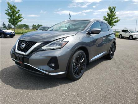 2020 Nissan Murano Platinum (Stk: LN145049) in Bowmanville - Image 1 of 31