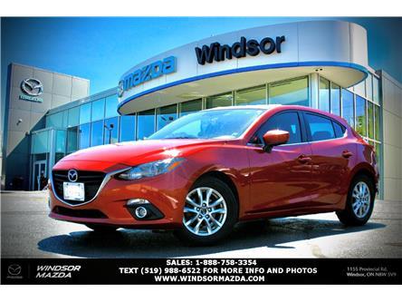 2016 Mazda Mazda3 Sport GS (Stk: PR6264) in Windsor - Image 1 of 29