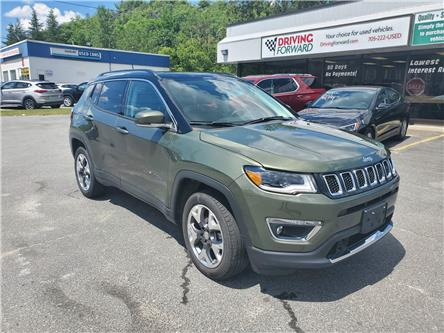 2018 Jeep Compass Limited (Stk: DF1799) in Sudbury - Image 1 of 20