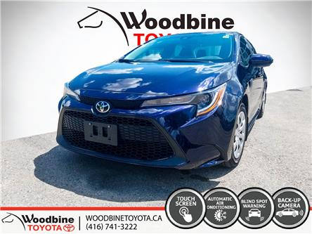 2020 Toyota Corolla  (Stk: P7065) in Etobicoke - Image 1 of 15