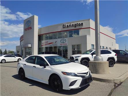 2020 Toyota Camry SE (Stk: 20446) in Bowmanville - Image 1 of 7