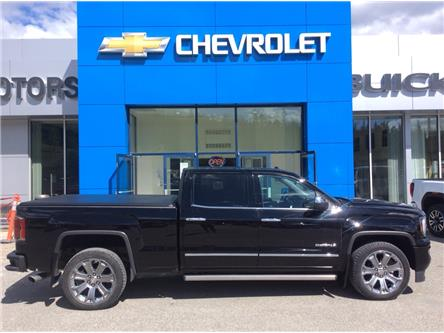 2017 GMC Sierra 1500 Denali (Stk: ) in Whitehorse - Image 1 of 24
