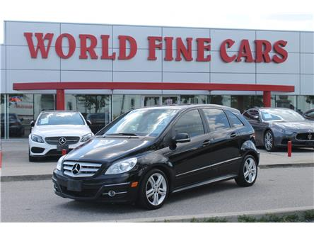 2010 Mercedes-Benz B-Class Base (Stk: 17352) in Toronto - Image 1 of 19