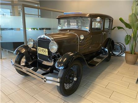1929 Ford Model A Model A (Stk: 29-137696) in Abbotsford - Image 1 of 12