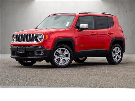 2017 Jeep Renegade Limited (Stk: N05-6504B) in Chilliwack - Image 1 of 20