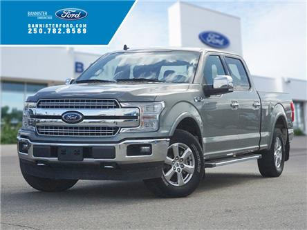 2019 Ford F-150 Lariat (Stk: T202154A) in Dawson Creek - Image 1 of 16