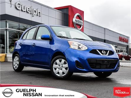 2019 Nissan Micra  (Stk: N20527) in Guelph - Image 1 of 30