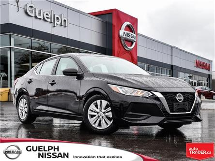 2020 Nissan Sentra  (Stk: N20590) in Guelph - Image 1 of 25