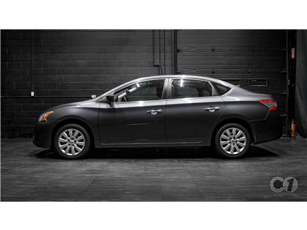 2015 Nissan Sentra 1.8 S (Stk: CT20-232) in Kingston - Image 1 of 40