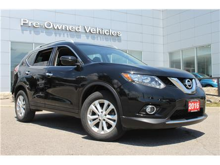 2016 Nissan Rogue SV (Stk: P5973) in Toronto - Image 1 of 16