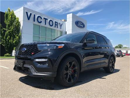 2020 Ford Explorer ST (Stk: VEX19069) in Chatham - Image 1 of 17