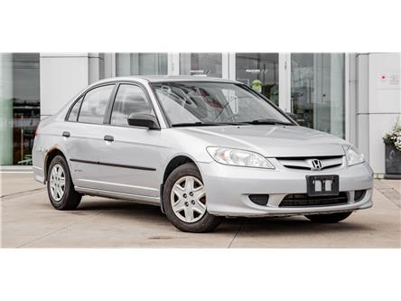 2005 Honda Civic DX (Stk: 037588T) in Brampton - Image 1 of 21