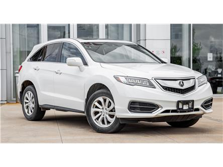 2017 Acura RDX Tech (Stk: 801714I) in Brampton - Image 1 of 27