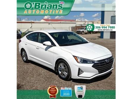 2019 Hyundai Elantra Preferred (Stk: 13517A) in Saskatoon - Image 1 of 23