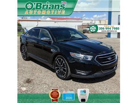 2018 Ford Taurus Limited (Stk: 13407B) in Saskatoon - Image 1 of 23