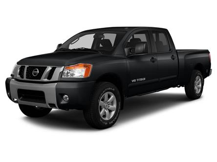 2015 Nissan Titan SL (Stk: P4689) in Barrie - Image 1 of 9