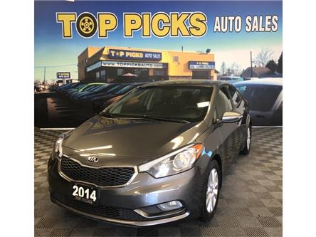 2014 Kia Forte LX (Stk: 125120) in NORTH BAY - Image 1 of 23