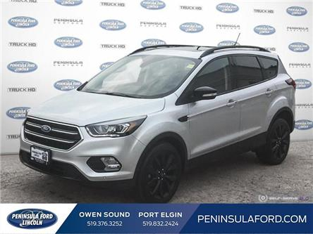 2019 Ford Escape Titanium (Stk: 2049) in Owen Sound - Image 1 of 25