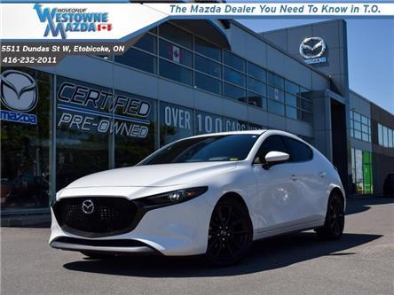 2019 Mazda Mazda3 Sport GS (Stk: 15525) in Etobicoke - Image 1 of 29