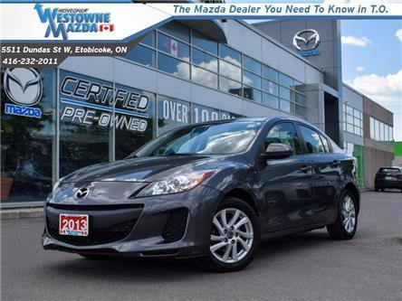 2013 Mazda Mazda3 GX (Stk: 16056A) in Etobicoke - Image 1 of 21