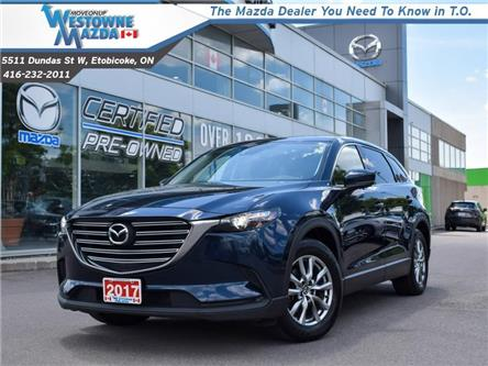 2017 Mazda CX-9 GS-L (Stk: P4142) in Etobicoke - Image 1 of 25
