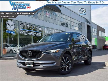 2017 Mazda CX-5 GT (Stk: P4144) in Etobicoke - Image 1 of 29