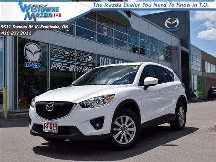 2014 Mazda CX-5 GS (Stk: P4139A) in Etobicoke - Image 1 of 26
