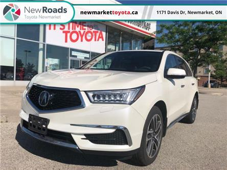 2017 Acura MDX Navigation Package (Stk: 6033) in Newmarket - Image 1 of 26