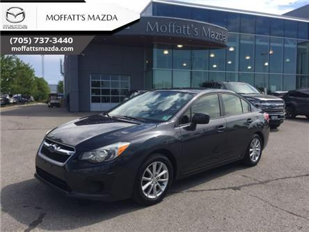 2012 Subaru Impreza 2.0i Touring Package (Stk: P7922A) in Barrie - Image 1 of 18