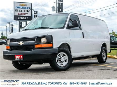 2014 Chevrolet Express 2500  (Stk: 211083A) in Etobicoke - Image 1 of 19