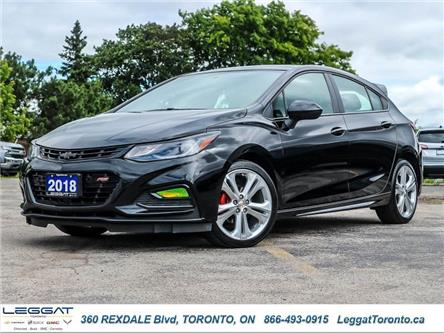 2018 Chevrolet Cruze LT Manual (Stk: 191946A) in Etobicoke - Image 1 of 27