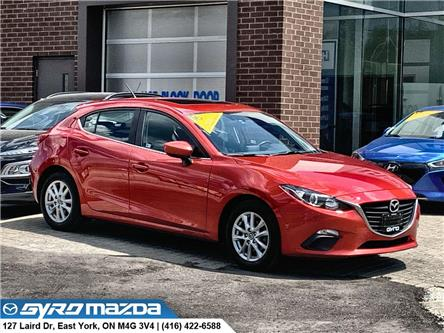 2016 Mazda Mazda3 Sport GS (Stk: 28651A) in East York - Image 1 of 30