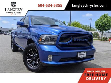 2018 RAM 1500 Sport (Stk: LC0383) in Surrey - Image 1 of 26