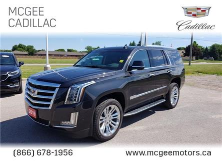 2019 Cadillac Escalade Luxury (Stk: 292204) in Goderich - Image 1 of 15