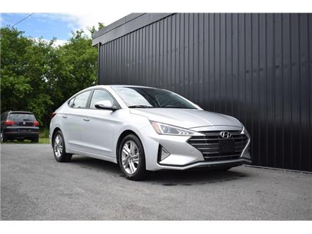 2020 Hyundai Elantra Preferred (Stk: B5591) in Kingston - Image 1 of 24