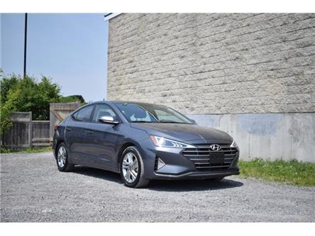 2020 Hyundai Elantra Preferred (Stk: B5592) in Kingston - Image 1 of 25