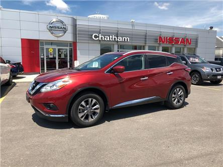 2016 Nissan Murano  (Stk: 2081A) in Chatham - Image 1 of 22