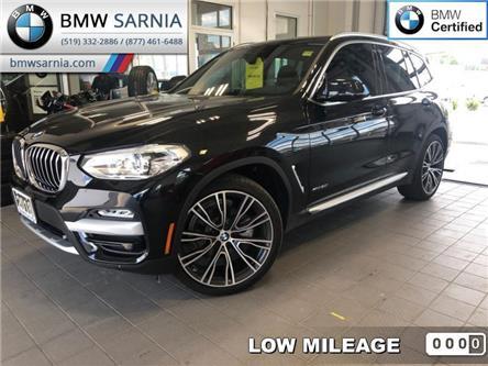 2018 BMW X3 xDrive30i (Stk: XU286) in Sarnia - Image 1 of 18