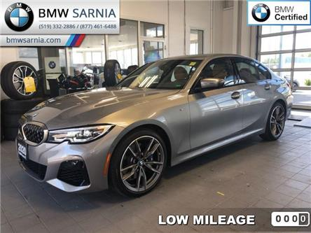 2020 BMW 3 Series M340i xDrive Sedan (Stk: BU728) in Sarnia - Image 1 of 17