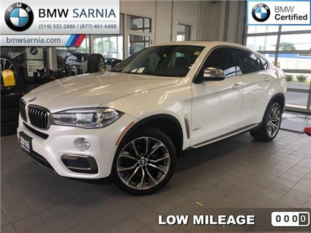 2016 BMW X6 xDrive35i (Stk: XU290) in Sarnia - Image 1 of 18