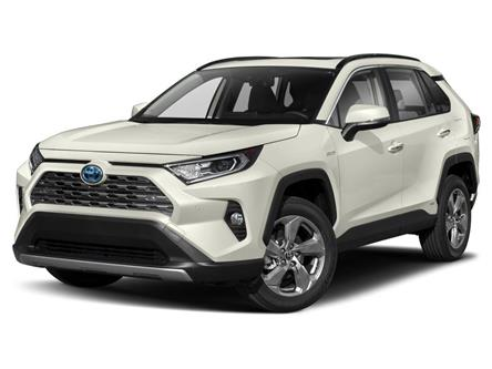 2020 Toyota RAV4 Hybrid Limited (Stk: D201713) in Mississauga - Image 1 of 9