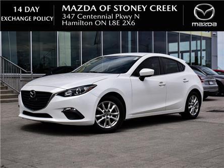 2014 Mazda Mazda3 Sport GS-SKY (Stk: SN1415A) in Hamilton - Image 1 of 21