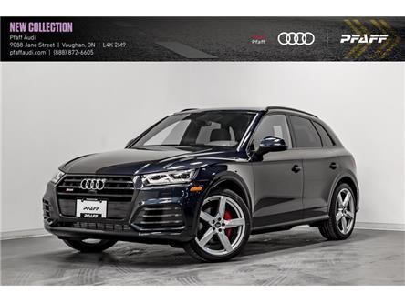 2020 Audi SQ5 3.0T Technik (Stk: T18349) in Vaughan - Image 1 of 22