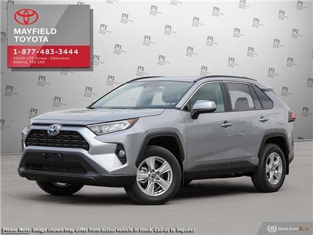 2020 Toyota RAV4 Hybrid XLE (Stk: M001588) in Edmonton - Image 1 of 24