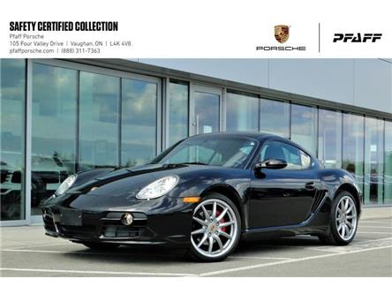 2008 Porsche Cayman S (Stk: U8494A) in Vaughan - Image 1 of 22